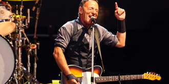 Bruce Springsteen - AAMI Park, Melbourne | 15th of February 2014