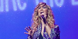 Delta Goodrem - Hamer Hall, Melbourne | 7th of November 2012