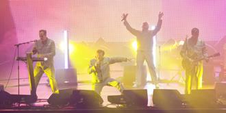Devo - Palais Theatre, Melbourne | 30th of November 2012