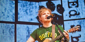 Ed Sheeran - Festival Hall in Melbourne | 4th of March 2013
