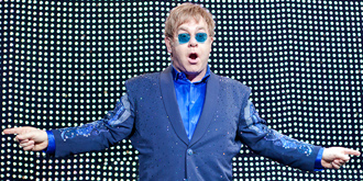 Elton John - Rod Laver Arena, Melbourne | 18th of November 2012