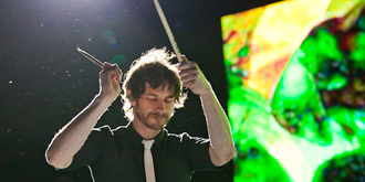 Gotye - Sidney Myer Music Bowl, Melbourne | 8th of December 2012