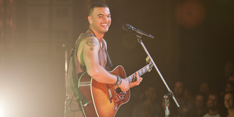 Guy Sebastian - Palais Theatre, Melbourne | 5th of April 2013