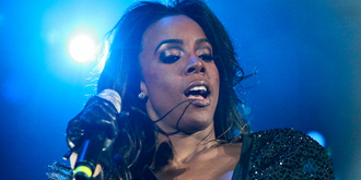 Kelly Rowland - SUPAFEST, Melbourne | 14th of April 2010