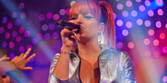 Lily Allen - Festival Hall, Melbourne | 24th of July 2014