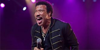 Lionel Richie - Rod Laver Arena, Melbourne | 16th of March 2014