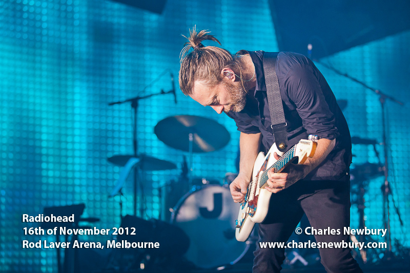 Radiohead - Rod Laver Arena, Melbourne | 16th of November 2012