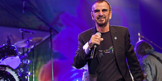 Ringo Starr - Festival Hall in Melbourne | 16th of February 2013