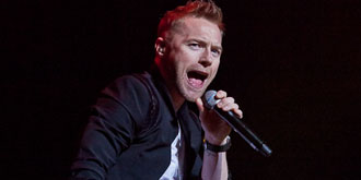 Ronan Keating - Palais Theatre, Melbourne | 1st of March 2013