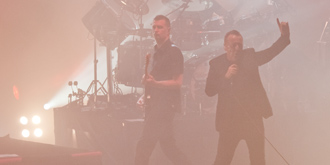 Simple Minds - Palais Theatre, Melbourne | 30th of November 2012