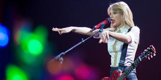 Taylor Swift - Etihad Stadium, Melbourne | 14th of December 2013