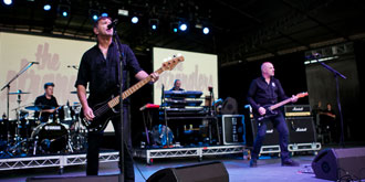 The Stranglers - Sidney Myer Music Bowl, Melbourne | 3rd of December 2012