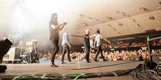 The Temper Trap - Festival Hall, Melbourne | 24th of April 2013