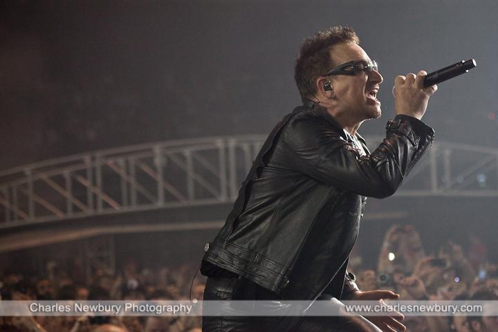 U2 (360° Tour) - Etihad Stadium, Melbourne | 1st of December 2010