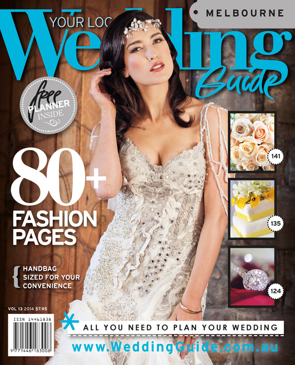 Your Local Wedding Guide Magazine - Melbourne 2014