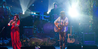 Angus and Julia Stone - Palais Theatre in Melbourne | 10th of September 2010