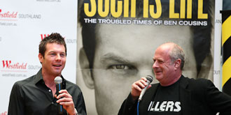 Ben Cousins - Such Is Life DVD Launch | 18th of September 2010