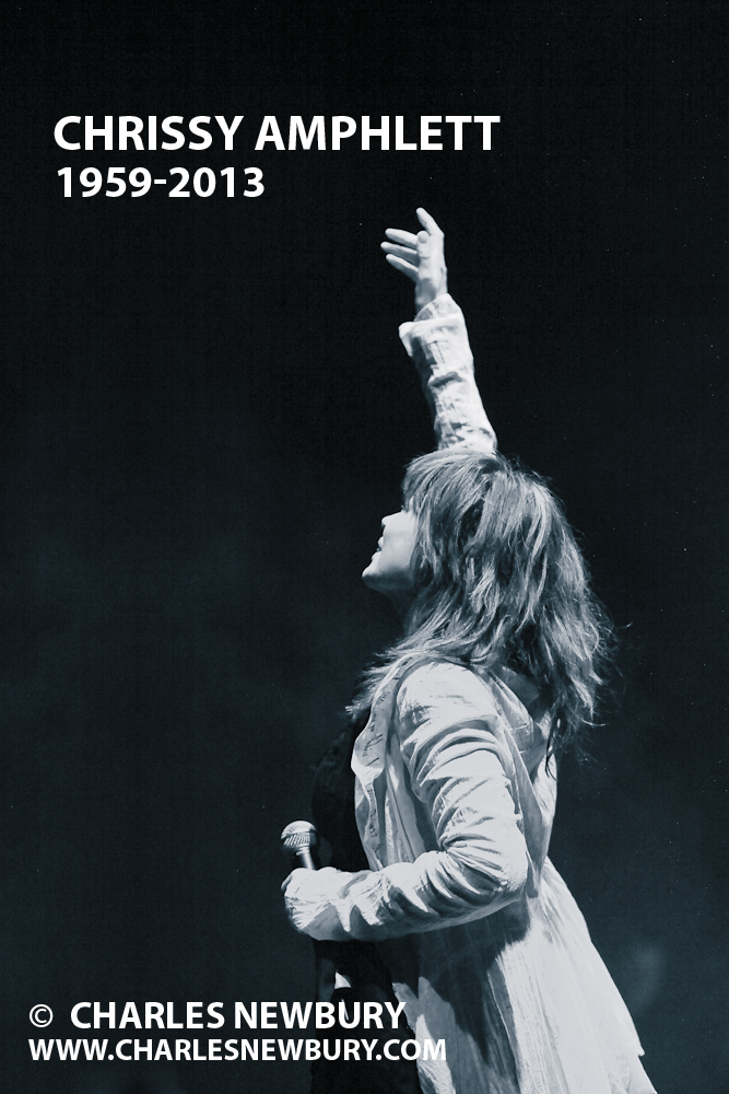 Chrissy Amphlett (Divinyls) - 1959-2013