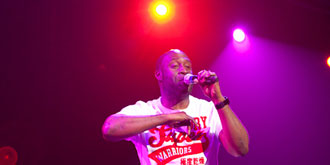 De La Soul - Rod Laver Arena in Melbourne | 11th of December 2010
