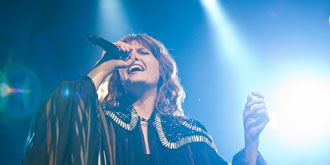 Florence + The Machine - Rod Laver Arena in Melbourne | 20th of May 2012