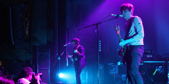 Franz Ferdinand - The Forum Theatre in Melbourne | 3rd of March 2010