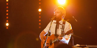 Josh Pyke - The Forum Theatre in Melbourne | 11th of May 2012