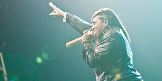 Missy Elliot - Palace Theatre in Melbourne | 30th of September 2010