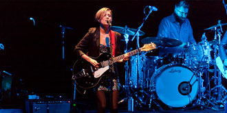 Missy Higgins - Her Majesty's Theatre in Melbourne | 16th of June 2012