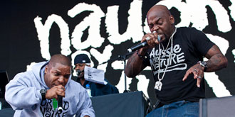 Naughty by Nature - SUPAFEST in Melbourne | 21st of April 2012