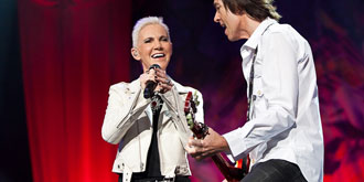 Roxette - Rod Laver Arena in Melbourne | 18th of February 2012