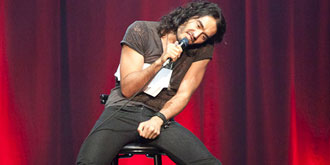 Russell Brand - Rod Laver Arena in Melbourne | 9th of June 2010