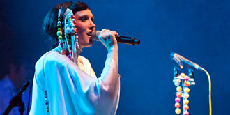 Sarah Blasko - Palais Theatre in Melbourne | 8th of October 2010