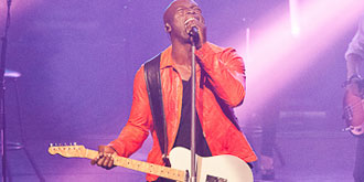 Seal - Palais Theatre in Melbourne | 10th of April 2012