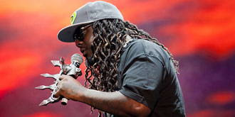 T-Pain - SUPAFEST in Melbourne | 21st of April 2012