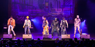 The Village People - Crown Casino in Melbourne | 9th of October 2010