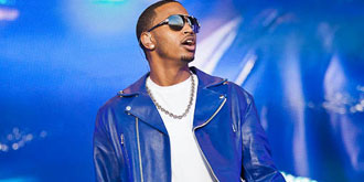 Trey Songz - SUPAFEST in Melbourne | 21st of April 2012