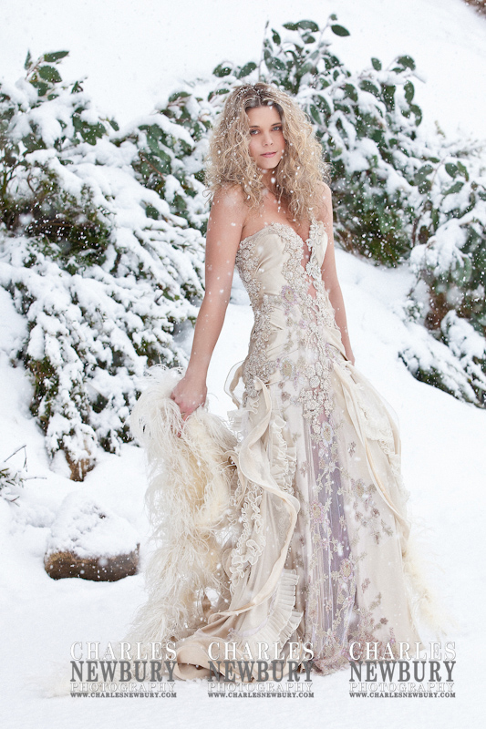ANIA G COUTURE Wedding Dresses Bridal Gowns Winter Collection