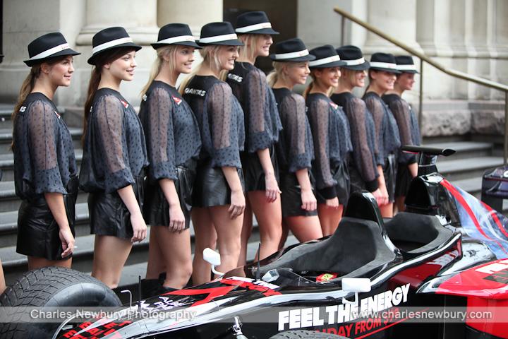Australian Grand Prix Grid Girls